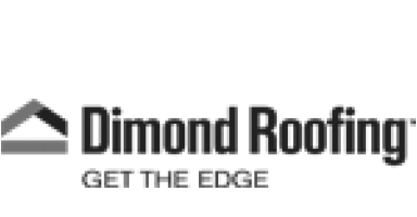 diamond roofing logo